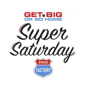 Super Saturday logo 2018
